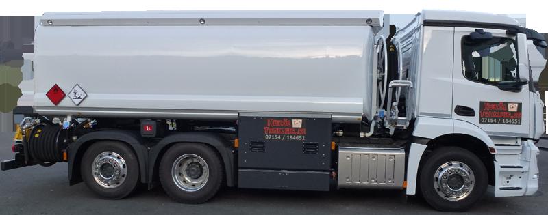 Tankleer.de Heizöl Tankwagen